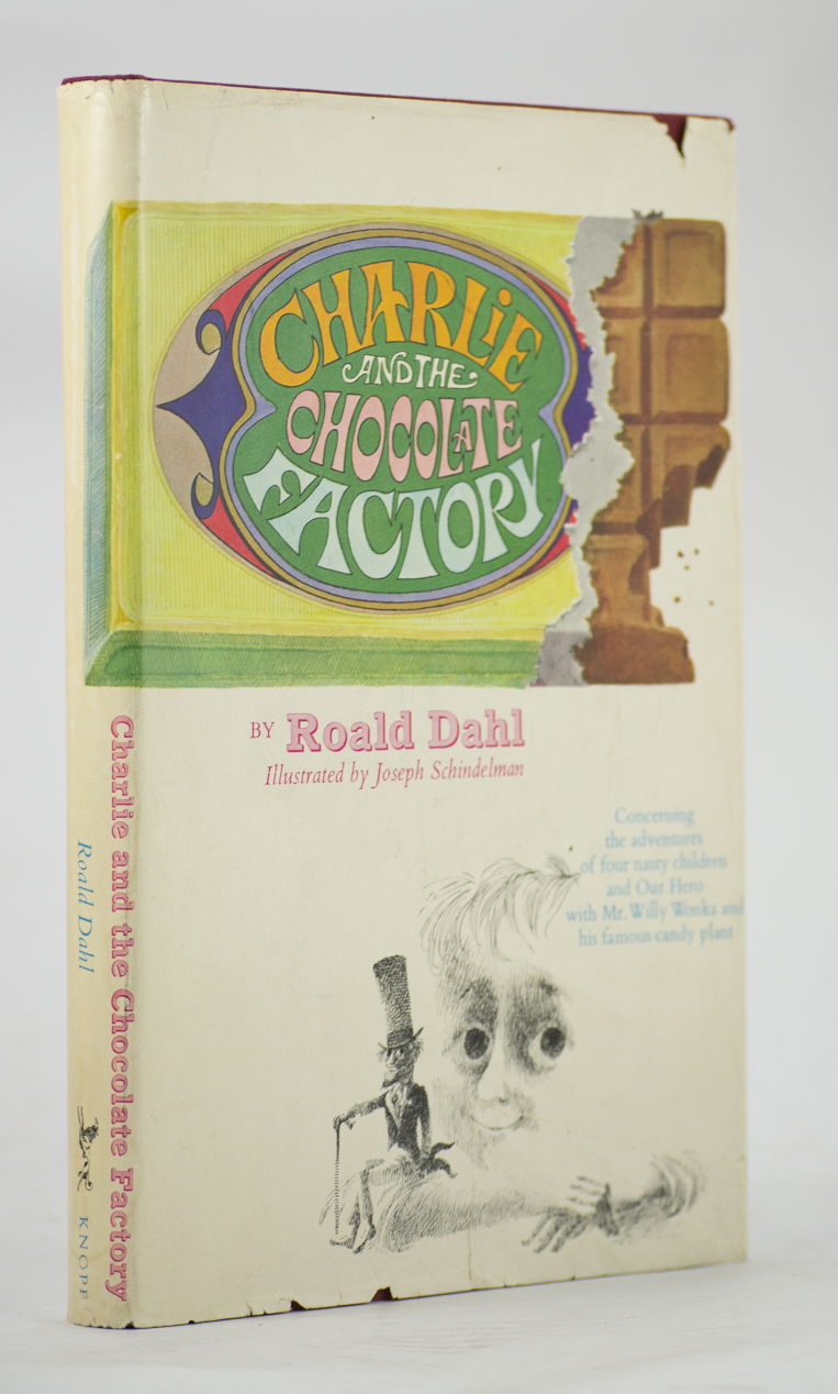 DAHL, Roald. - Charlie and the Chocolate Factory.