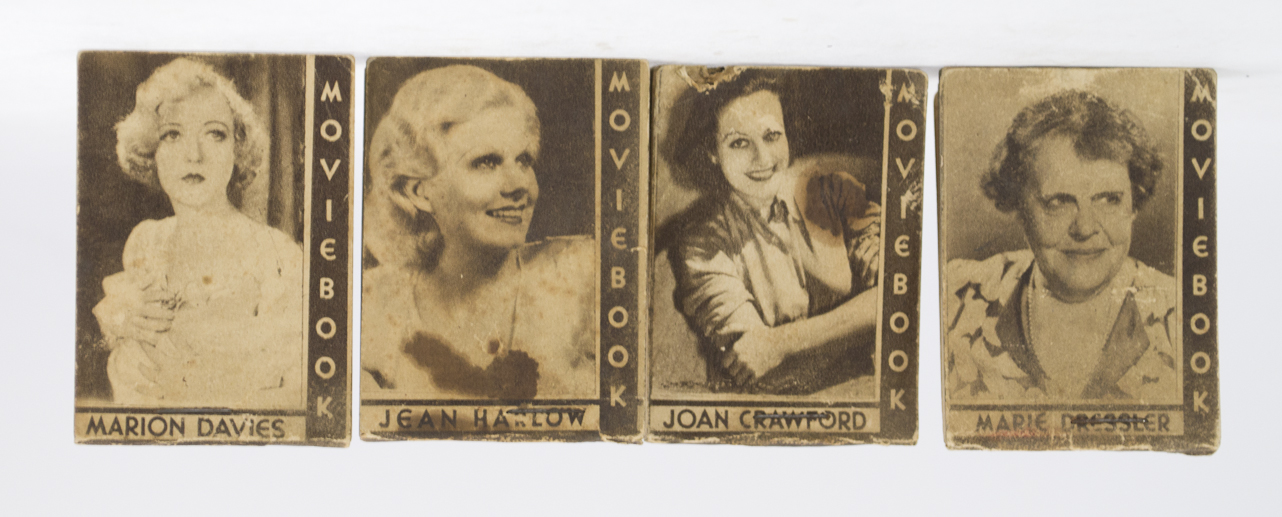 HOLLYWOOD. - Hollywood Motion Picture Flip Books.