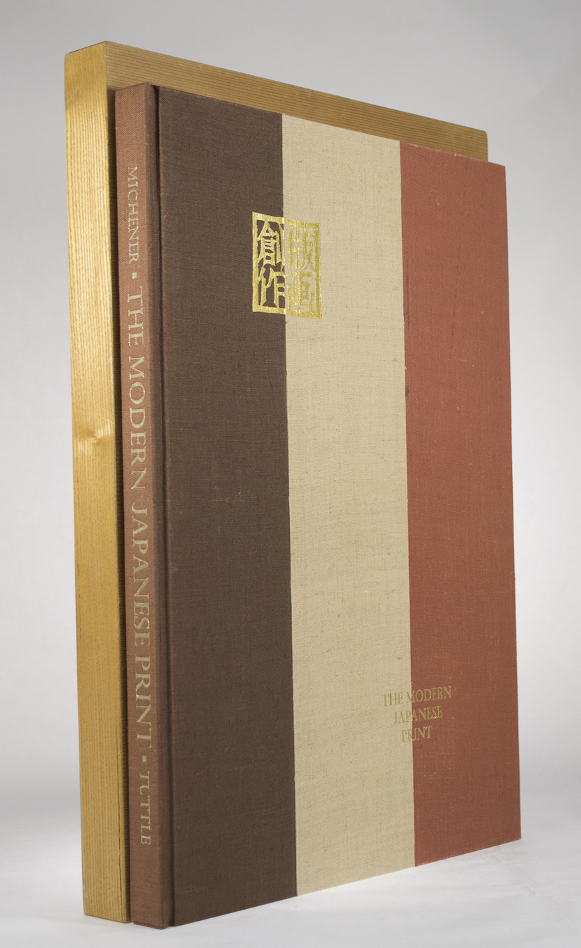 MICHENER, James A. - Modern Japanese Print.