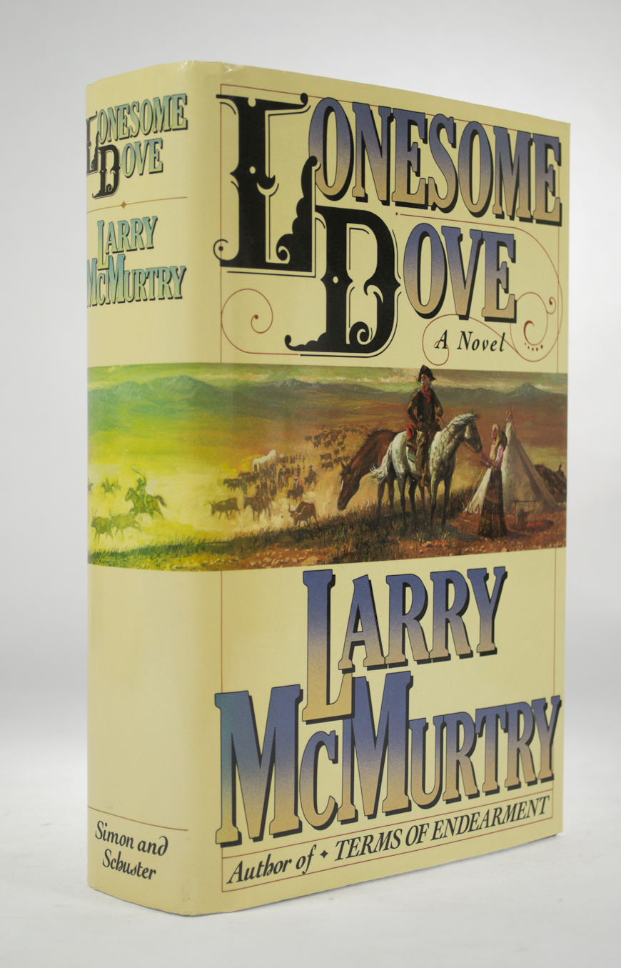 MCMURTRY, Larry. - Lonesome Dove.