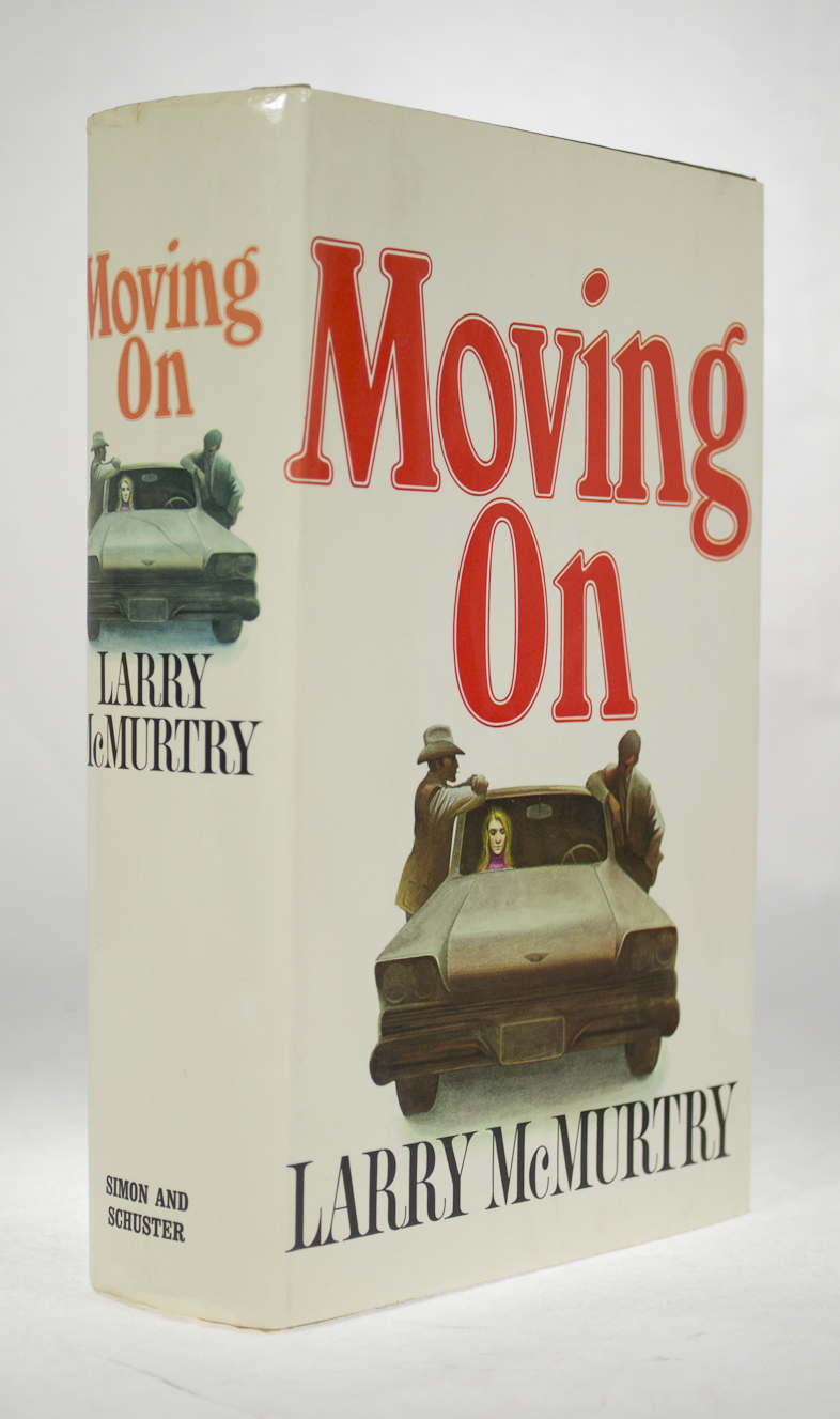 MCMURTRY, Larry. - Moving On.