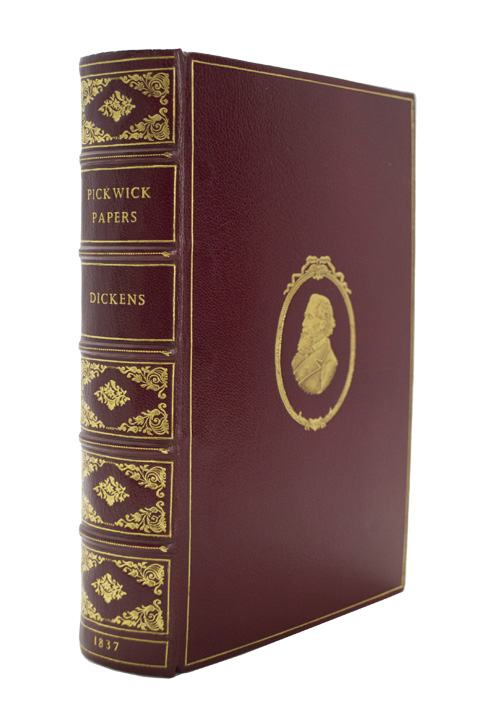 DICKENS, Charles. - Posthumous Papers of the Pickwick Club.