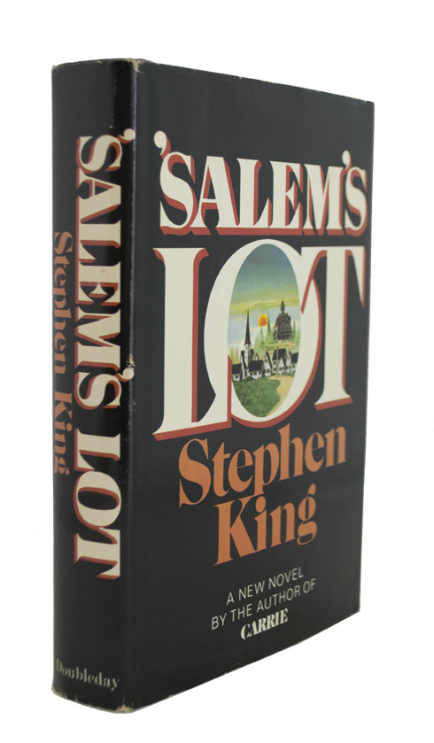 KING, Stephen. - Salem's Lot.