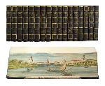 BYRON, George Gordon, Lord. FORE-EDGE PAINTING